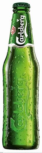 Carlsberg gluten free low celiac lager beer Danish bier pilsner bottle test results