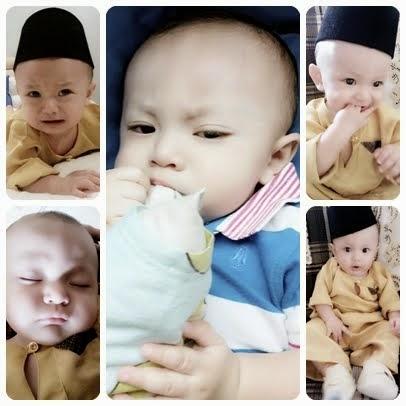 Syed Azad (6 Bulan)