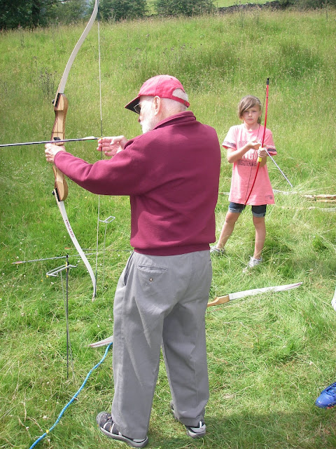 Archery in the Lake District