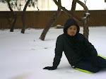 Snow With Friend,Jordan
