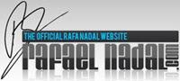 Web oficial de Rafael Nadal