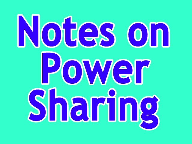 powersharing in education Vocational education and training (vet) is a major policy topic for countries all over the  which measures powersharing through curriculum design, application, and .