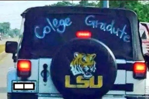 colege gradute american idiot fail