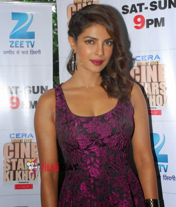 priyanka chopra hot cleavage pics