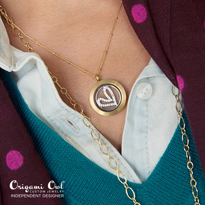 Heart Window Origami Owl Living Locket