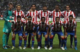 Atlético Madrid quiere jugar Colombia
