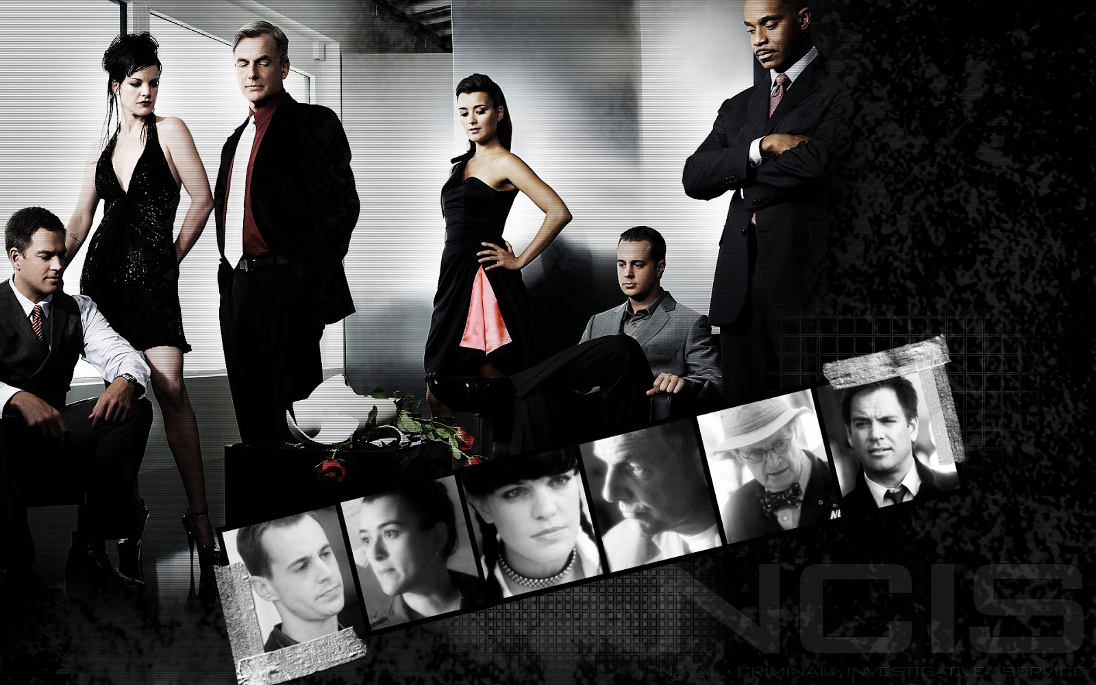 NCIS - Temporada 3 - Audio Dual - Sub - HQ