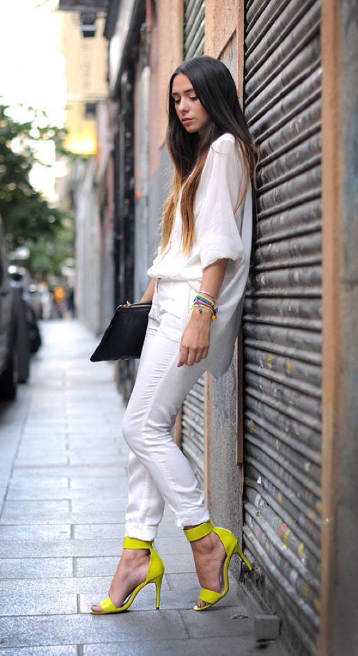 Amarelo Bordo+branco+Fashion+clutch+Bag+bolsa+tendencia+moda