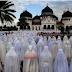 Eid Mubarak or Eid al-Fitr in Indonesia