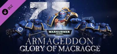 Warhammer 40,000: Armageddon – Glory of Macragge – PC
