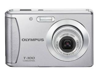 Câmera Digital Olympus T-100