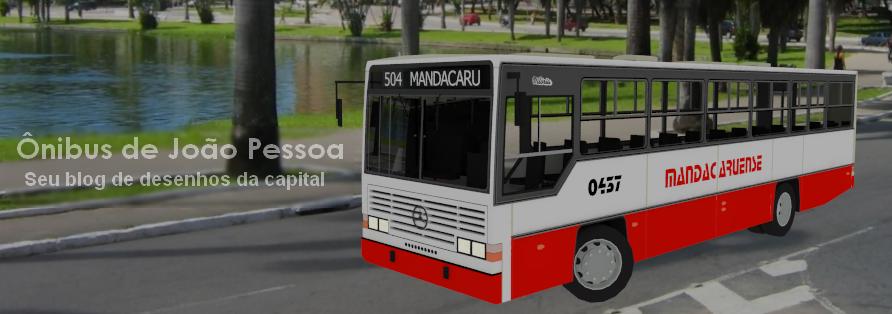 Onibus de João Pessoa