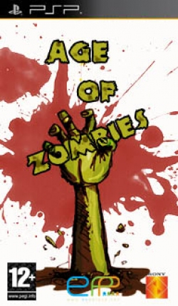 Age Of Zombies PSP ISO FULL