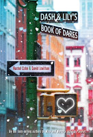 Book Cover Dash and Lily's Books of Dares by Rachel Cohn and David Levithan