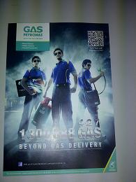 Petronas & Garrett