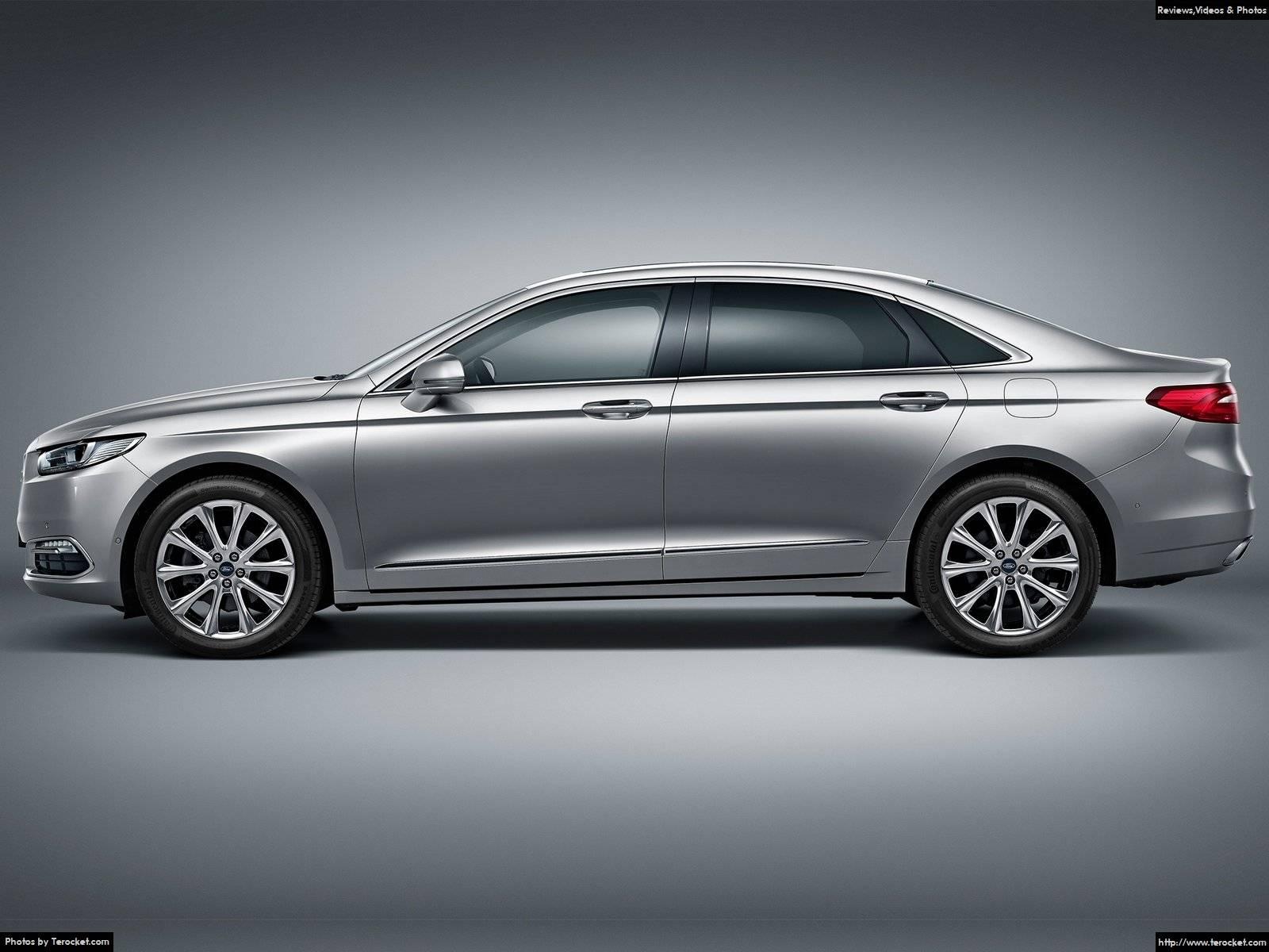 Hình ảnh xe ô tô Ford Taurus CN-Version 2016 & nội ngoại thất