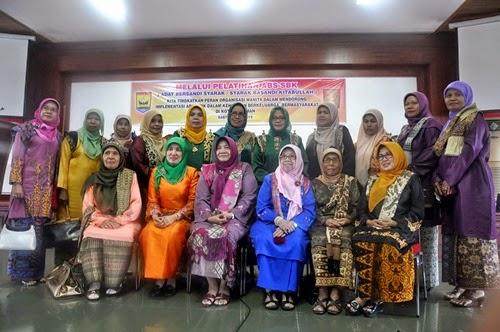 Bersama Bundo Kanduang, GOW Kota Pariaman Gelar Pelatihan  ABS - SBK