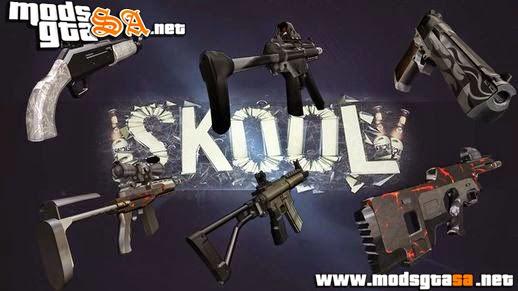 SA - Super Pack de Armas de Prata