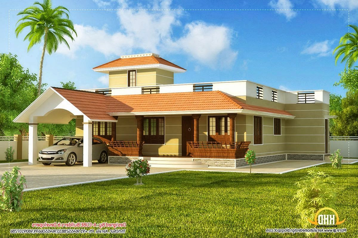 Beautiful One Story Home Designs Gallery   Interior Design Ideas .