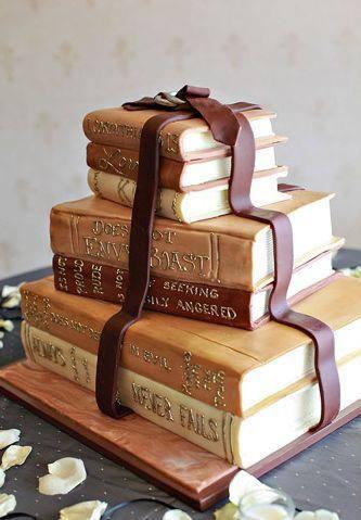 Cake Designs Book Shape : Ver Tema - El cumple de Gisso, el ganador del CR-NP14 ...