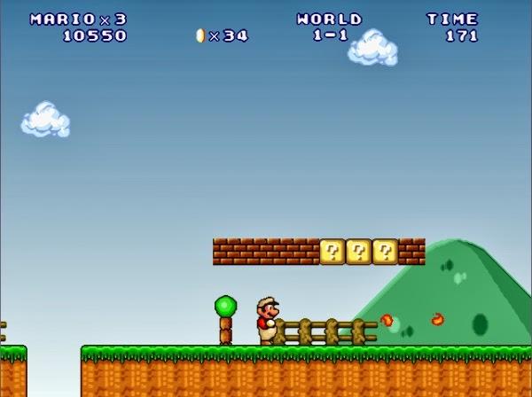 Mario Forever 4