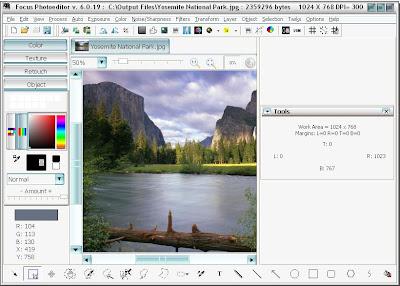 FOCUS PHOTO EDITOR 6.4.0.0 TERBARU FULL