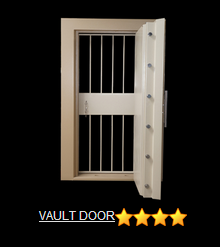pintu khasanah, vault door, brankas