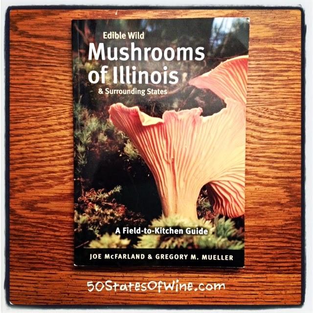 Mushrooms of Illinois