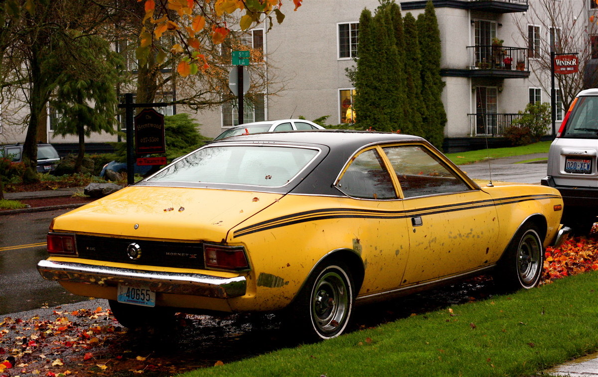 1974 Amc Hornet Hatchback For Sale | Autos Weblog