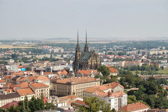 Brno City - http://travel-for-impressions.blogspot.cz/