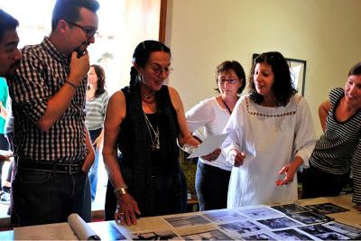 workshop con Mary ellen mark en oaxaca
