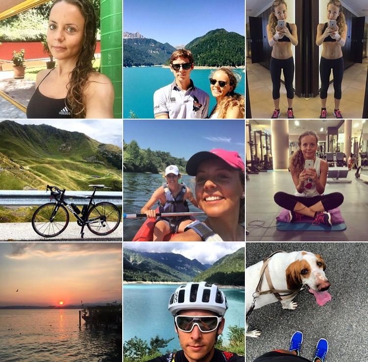 Follow us on INSTAGRAM! @cyclistblondie
