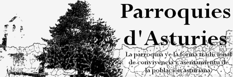 Parroquies d'Asturies