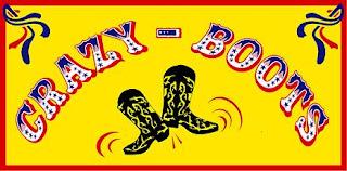 Crazy boots
