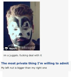 Juggalo dating profiles