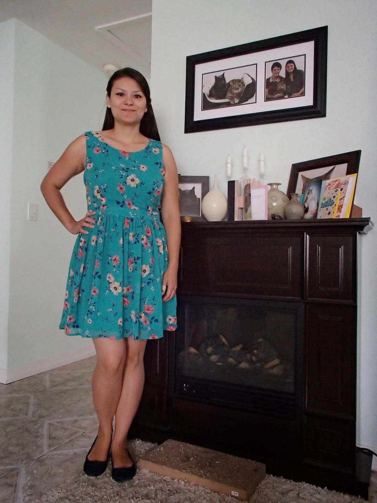 Silver Cat Tea Party: Dress Reviews: The Ruche Semi Annual Sale!
