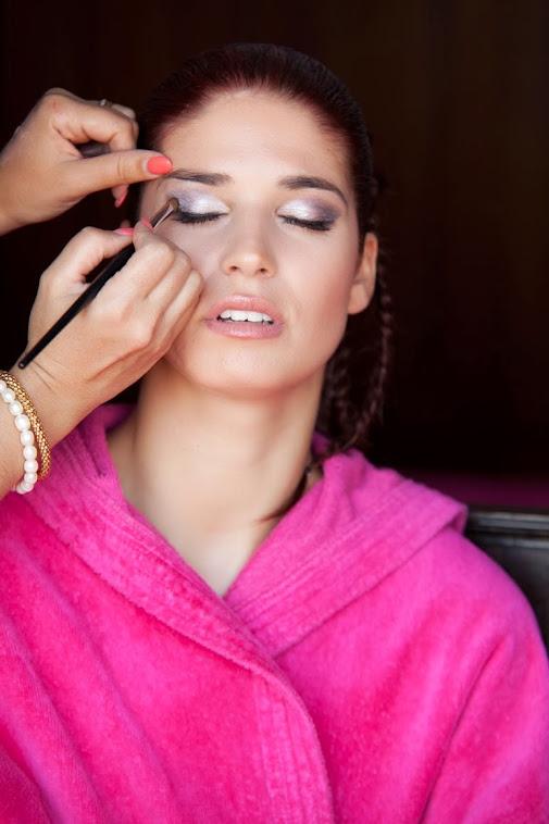 Noiva Makeup