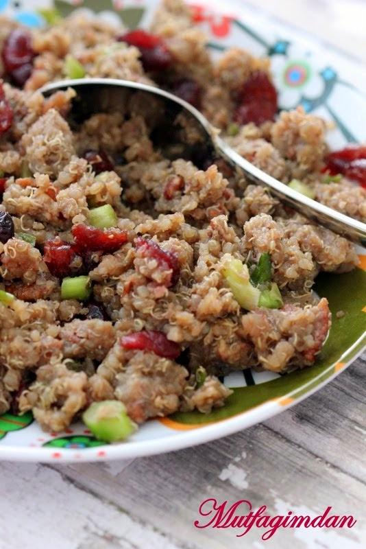 Kinoali (Quinoa) Tarifler
