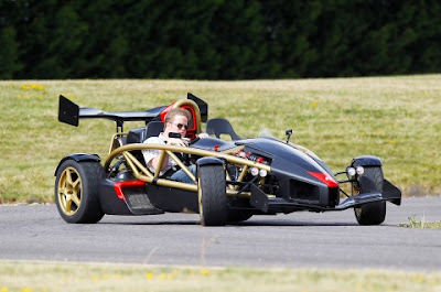 Ariel Atom lines up to smash Pageant of Power's lap record