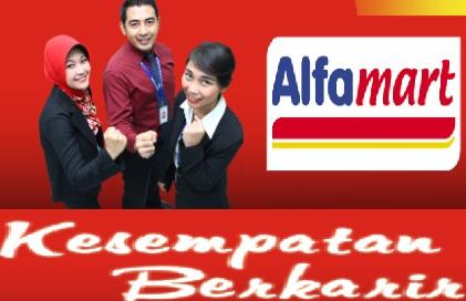 Loker d3, lowongan sarjana, Info kerja 2015, Karir terbaru alfamart