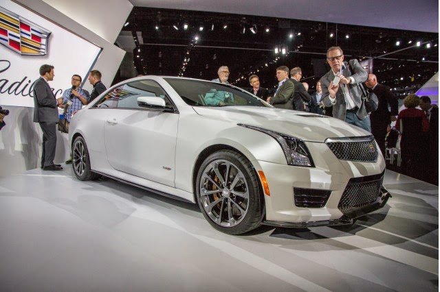 2016 Cadillac ATS-V Release date ass well ass Price