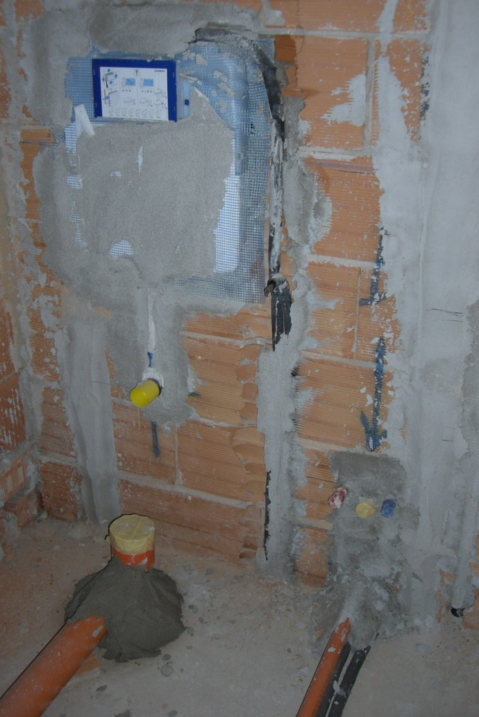 Promura romagna srls servizi tecnici per per la casa for Scarico wc a parete