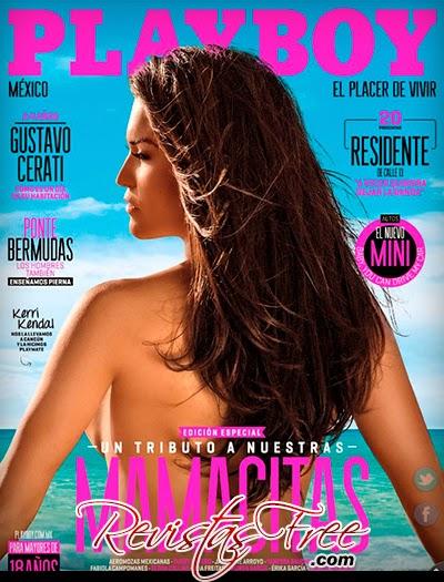 Playboy México - Mamacitas - Maio 2014