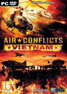 Cover Of Air Conflicts Vietnam Full Latest Version PC Game Free Download Mediafire Links At Downloadingzoo.Com