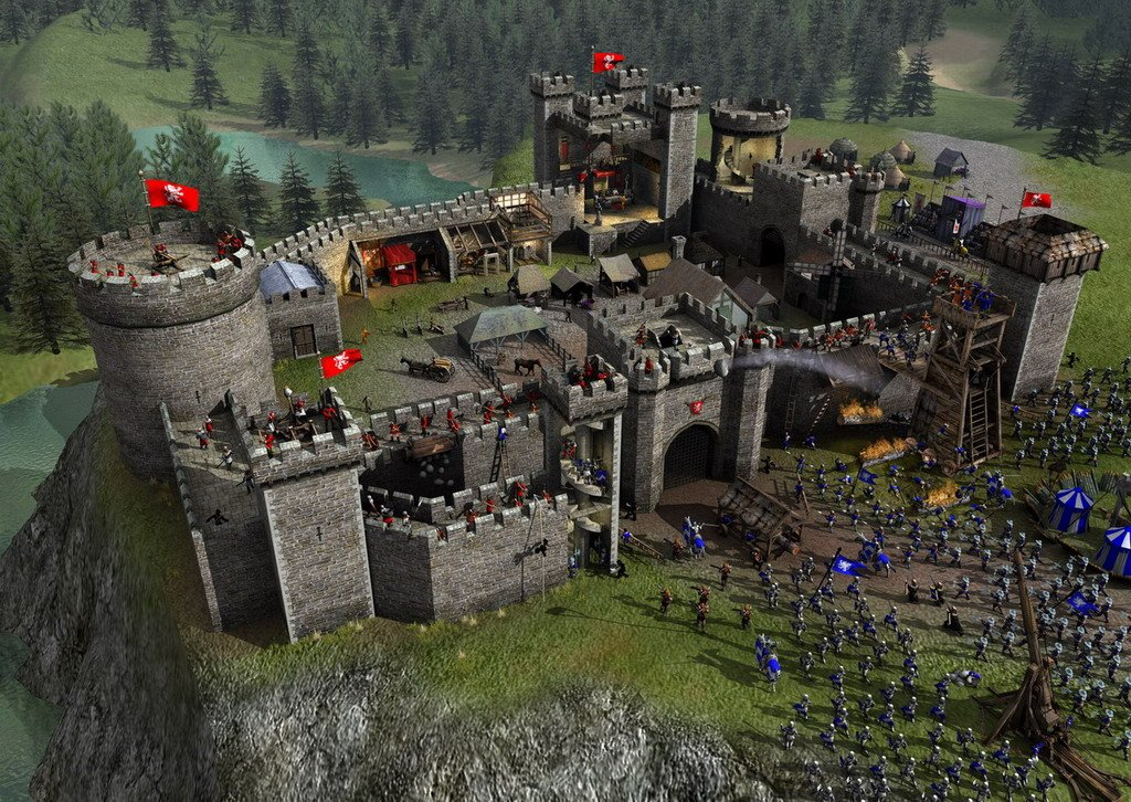 StrongHold Crusader  2 Fully Full Version PC Game