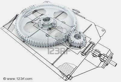 Dibujo tecnico dibujo t cnico for Plano de planta dibujo tecnico
