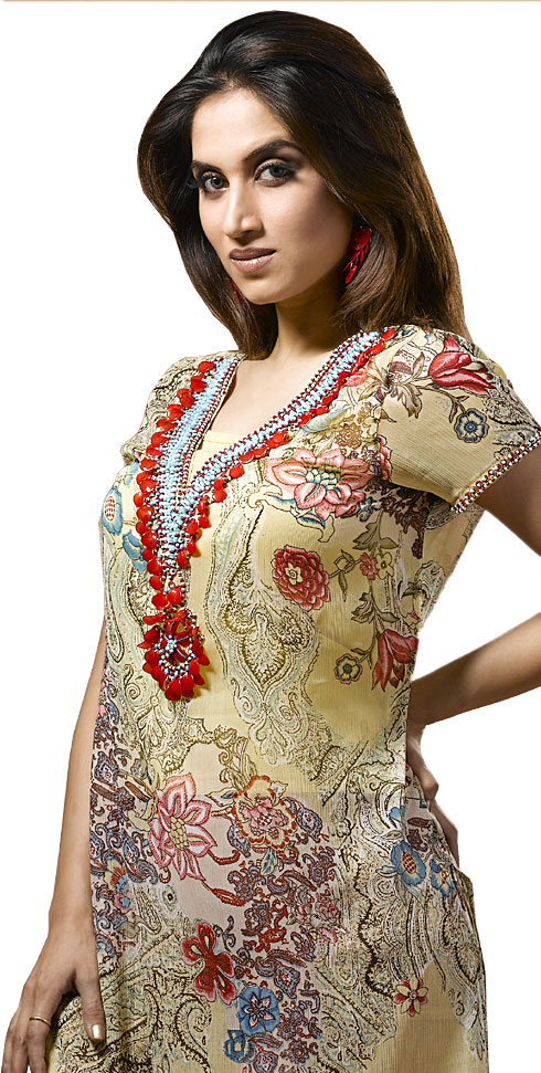 ladies kurta design pakistan