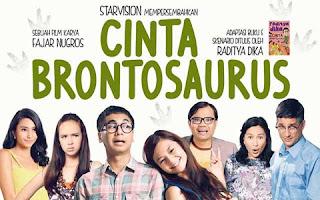 Cerita Film Cinta Brontosaurus Raditya Dika