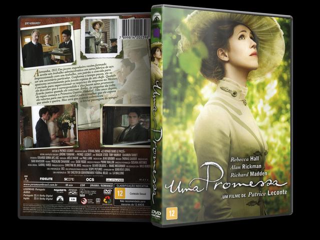 Capa DVD Uma Promessa