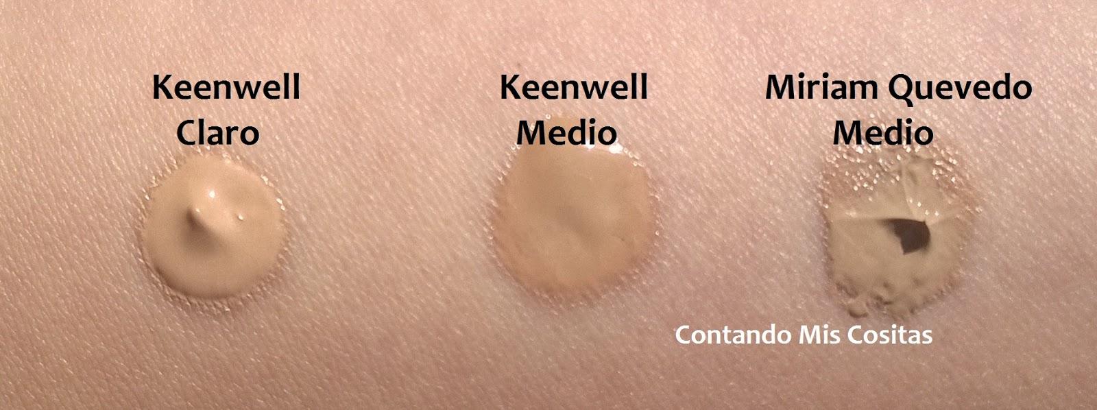 swatch bbcream keenwell miriam quevedo noviembre 2014 octubre